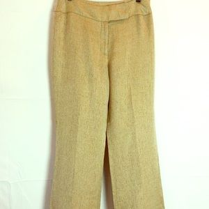 Sand color Trousers